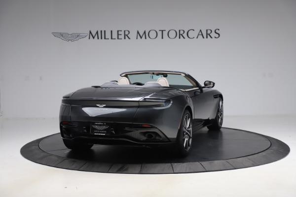 New 2021 Aston Martin DB11 Volante Convertible for sale $270,386 at Pagani of Greenwich in Greenwich CT 06830 6