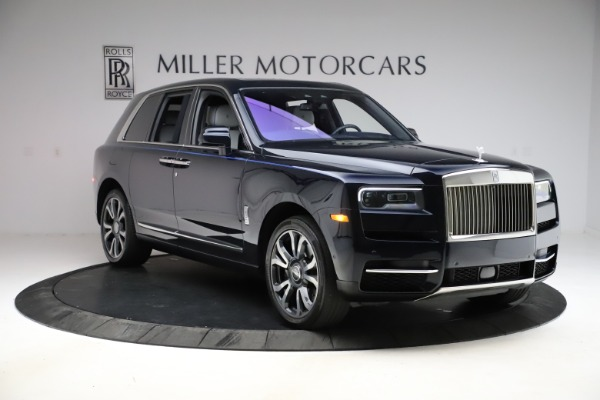 Used 2019 Rolls-Royce Cullinan for sale $349,900 at Pagani of Greenwich in Greenwich CT 06830 12