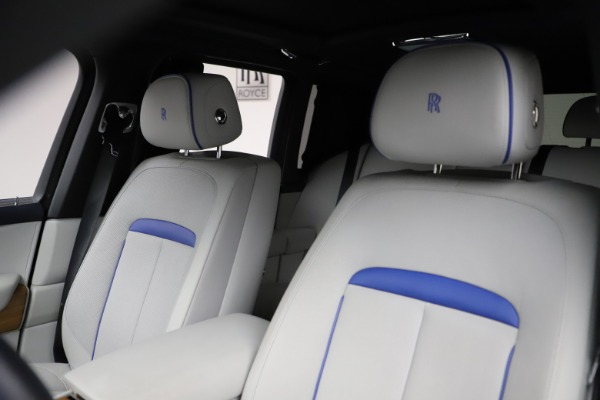 Used 2019 Rolls-Royce Cullinan for sale $349,900 at Pagani of Greenwich in Greenwich CT 06830 15