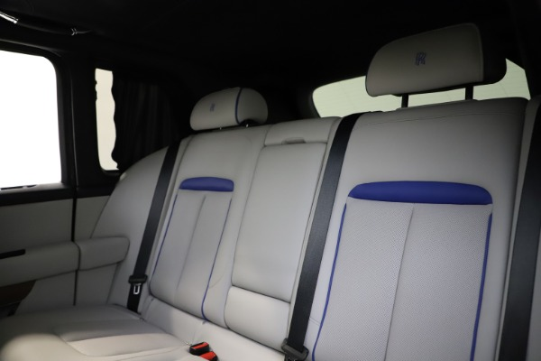 Used 2019 Rolls-Royce Cullinan for sale $349,900 at Pagani of Greenwich in Greenwich CT 06830 18