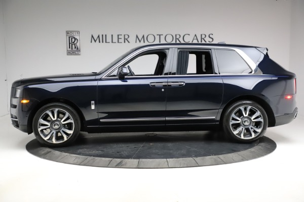 Used 2019 Rolls-Royce Cullinan for sale $349,900 at Pagani of Greenwich in Greenwich CT 06830 5