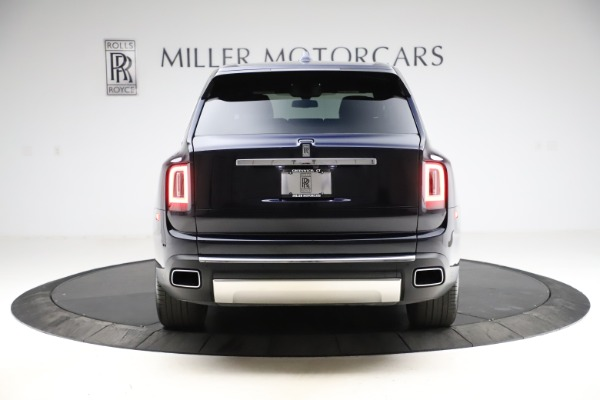 Used 2019 Rolls-Royce Cullinan for sale $349,900 at Pagani of Greenwich in Greenwich CT 06830 8