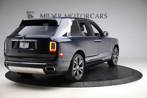 Used 2019 Rolls-Royce Cullinan for sale $349,900 at Pagani of Greenwich in Greenwich CT 06830 9