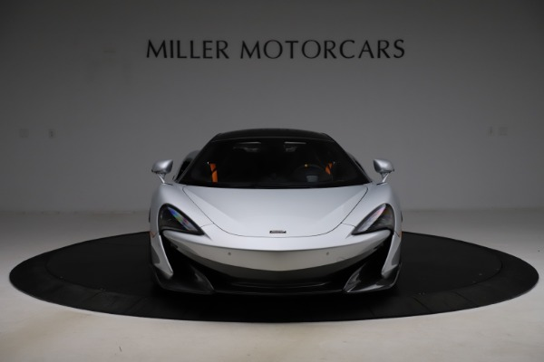 Used 2019 McLaren 600LT for sale $234,900 at Pagani of Greenwich in Greenwich CT 06830 11