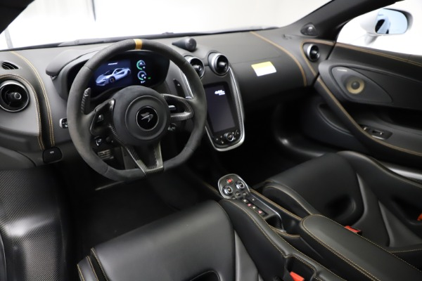Used 2019 McLaren 600LT for sale $234,900 at Pagani of Greenwich in Greenwich CT 06830 13