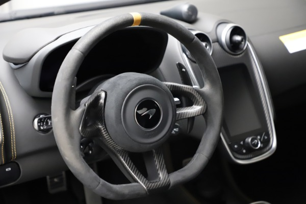 Used 2019 McLaren 600LT for sale $234,900 at Pagani of Greenwich in Greenwich CT 06830 16
