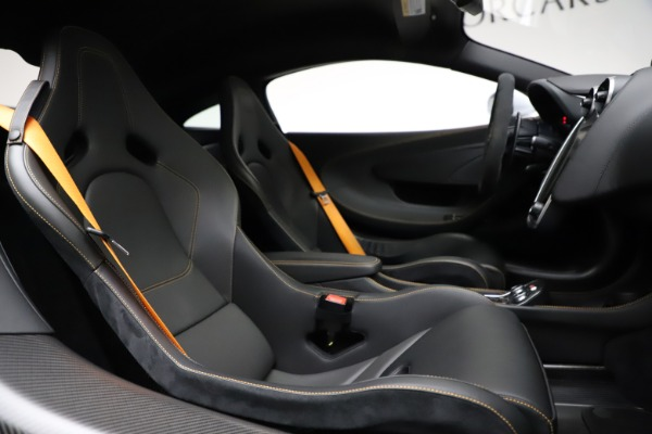 Used 2019 McLaren 600LT for sale $234,900 at Pagani of Greenwich in Greenwich CT 06830 21