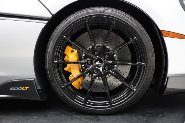 Used 2019 McLaren 600LT for sale $234,900 at Pagani of Greenwich in Greenwich CT 06830 26