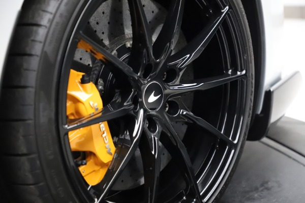 Used 2019 McLaren 600LT for sale $234,900 at Pagani of Greenwich in Greenwich CT 06830 27