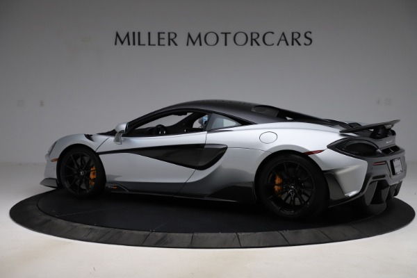 Used 2019 McLaren 600LT for sale $234,900 at Pagani of Greenwich in Greenwich CT 06830 3