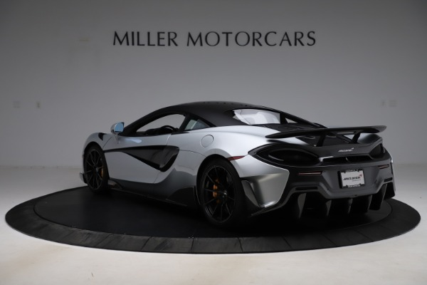 Used 2019 McLaren 600LT for sale $234,900 at Pagani of Greenwich in Greenwich CT 06830 4