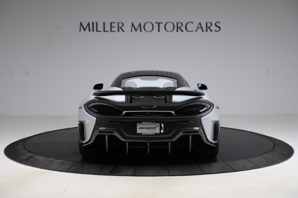 Used 2019 McLaren 600LT for sale $234,900 at Pagani of Greenwich in Greenwich CT 06830 5