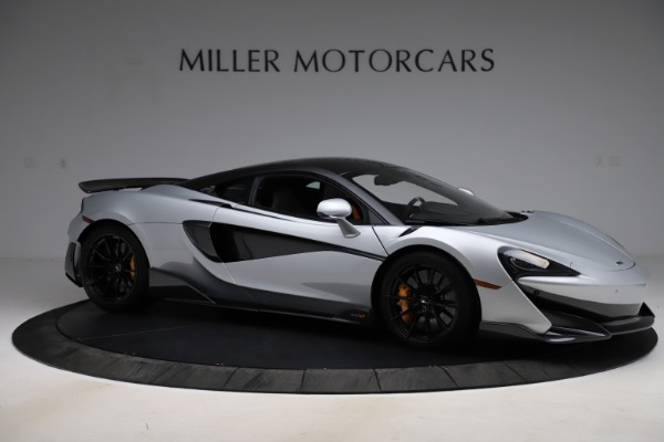 Used 2019 McLaren 600LT for sale $234,900 at Pagani of Greenwich in Greenwich CT 06830 9