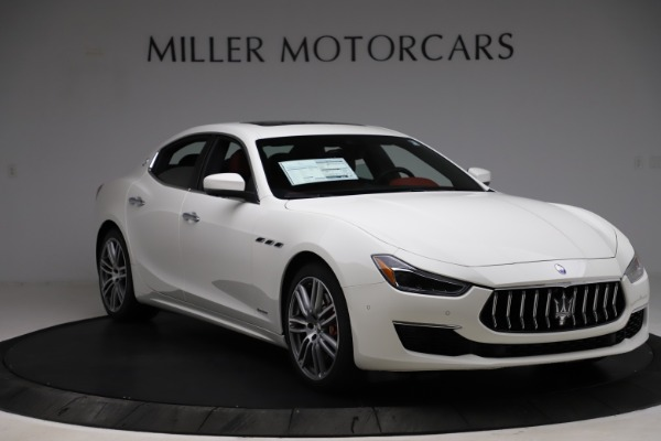 New 2021 Maserati Ghibli S Q4 GranLusso for sale $95,835 at Pagani of Greenwich in Greenwich CT 06830 11
