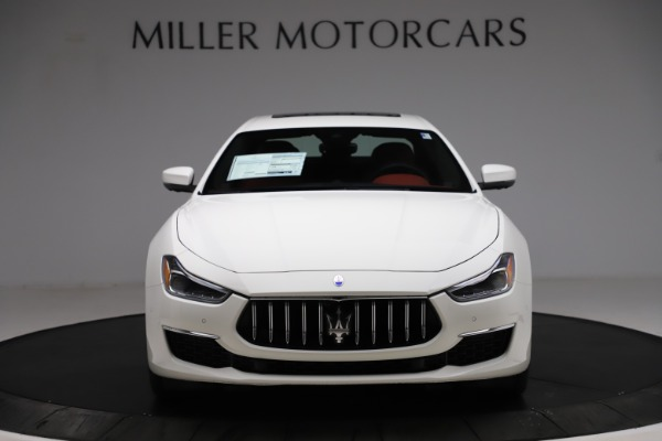 New 2021 Maserati Ghibli S Q4 GranLusso for sale $95,835 at Pagani of Greenwich in Greenwich CT 06830 12