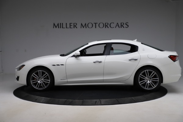 New 2021 Maserati Ghibli S Q4 GranLusso for sale $95,835 at Pagani of Greenwich in Greenwich CT 06830 3