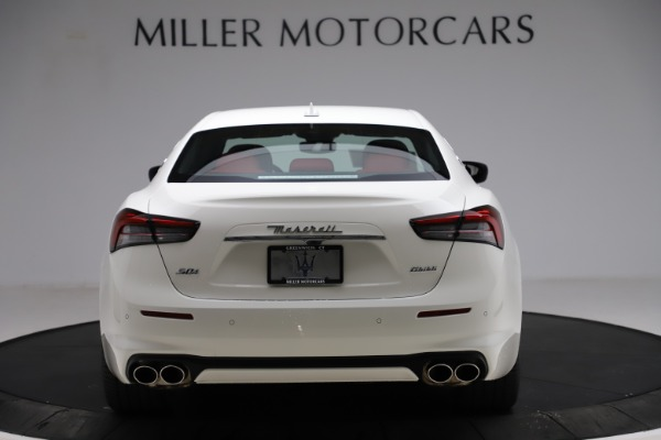 New 2021 Maserati Ghibli S Q4 GranLusso for sale $95,835 at Pagani of Greenwich in Greenwich CT 06830 6
