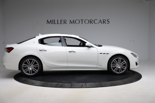 New 2021 Maserati Ghibli S Q4 GranLusso for sale $95,835 at Pagani of Greenwich in Greenwich CT 06830 9