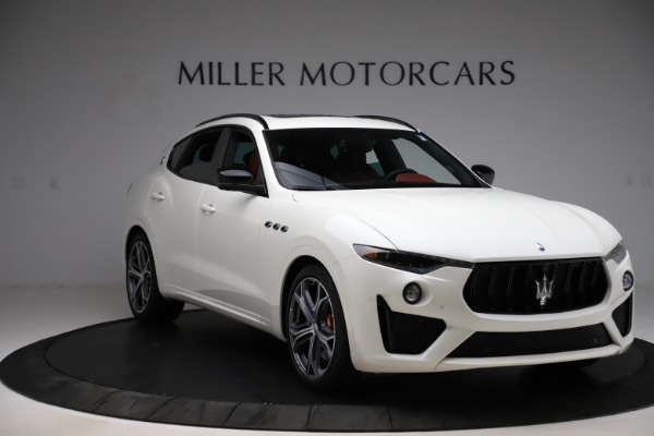 New 2021 Maserati Levante GTS for sale $140,585 at Pagani of Greenwich in Greenwich CT 06830 11