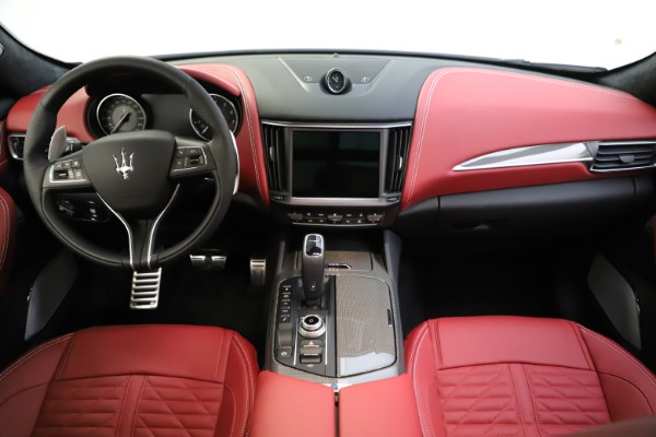 New 2021 Maserati Levante GTS for sale $140,585 at Pagani of Greenwich in Greenwich CT 06830 16