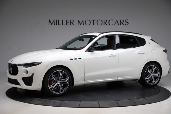 New 2021 Maserati Levante GTS for sale $140,585 at Pagani of Greenwich in Greenwich CT 06830 2