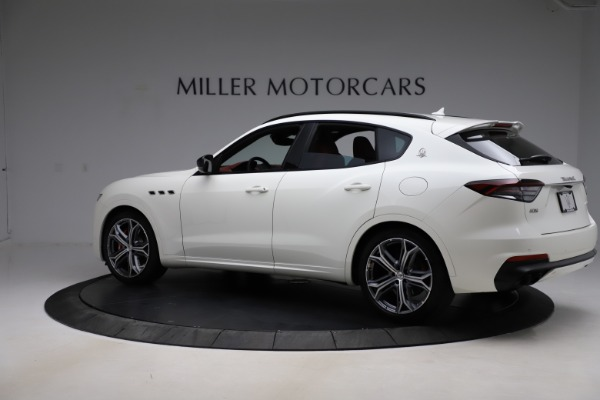 New 2021 Maserati Levante GTS for sale $140,585 at Pagani of Greenwich in Greenwich CT 06830 4