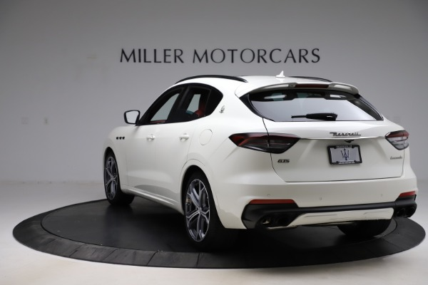 New 2021 Maserati Levante GTS for sale $140,585 at Pagani of Greenwich in Greenwich CT 06830 5