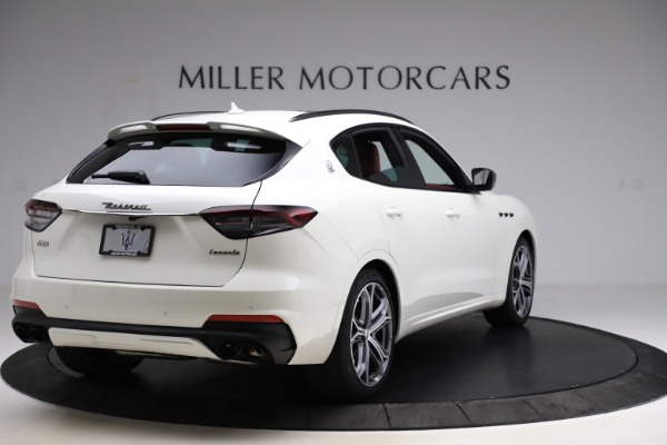 New 2021 Maserati Levante GTS for sale $140,585 at Pagani of Greenwich in Greenwich CT 06830 7