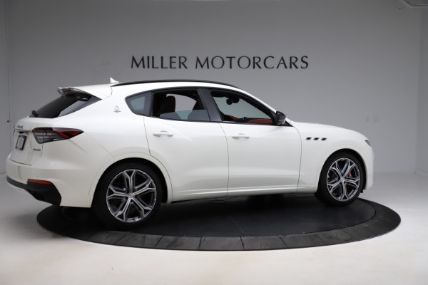 New 2021 Maserati Levante GTS for sale $140,585 at Pagani of Greenwich in Greenwich CT 06830 8
