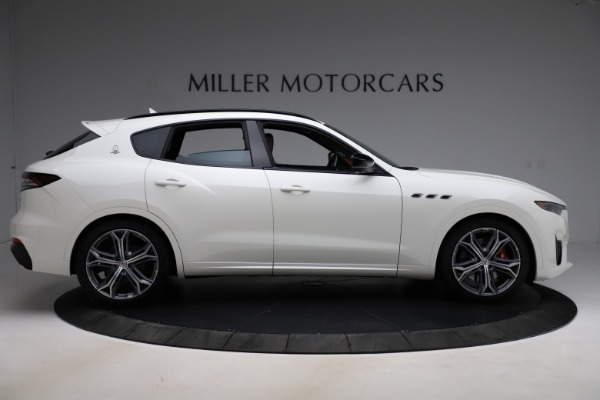 New 2021 Maserati Levante GTS for sale $140,585 at Pagani of Greenwich in Greenwich CT 06830 9