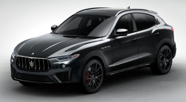 New 2021 Maserati Levante S Q4 GranSport for sale $106,935 at Pagani of Greenwich in Greenwich CT 06830 1