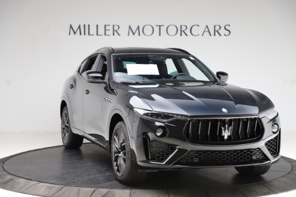 New 2021 Maserati Levante Q4 GranSport for sale Call for price at Pagani of Greenwich in Greenwich CT 06830 11
