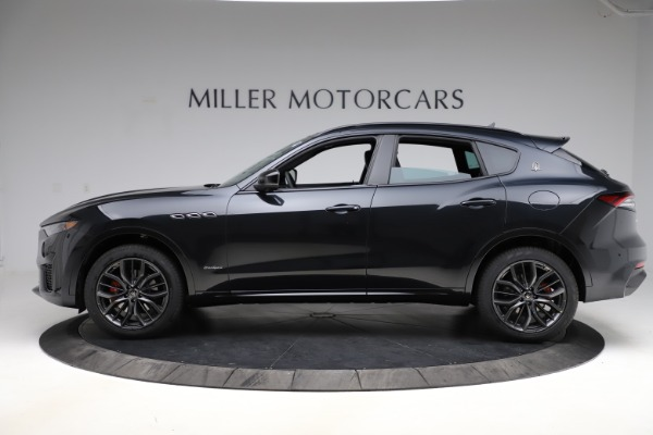 New 2021 Maserati Levante Q4 GranSport for sale Call for price at Pagani of Greenwich in Greenwich CT 06830 3