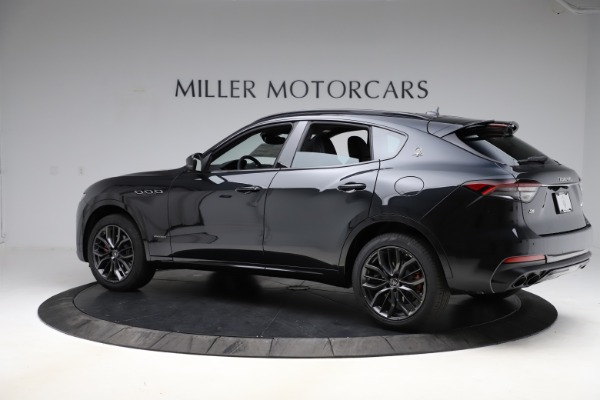 New 2021 Maserati Levante Q4 GranSport for sale Call for price at Pagani of Greenwich in Greenwich CT 06830 4