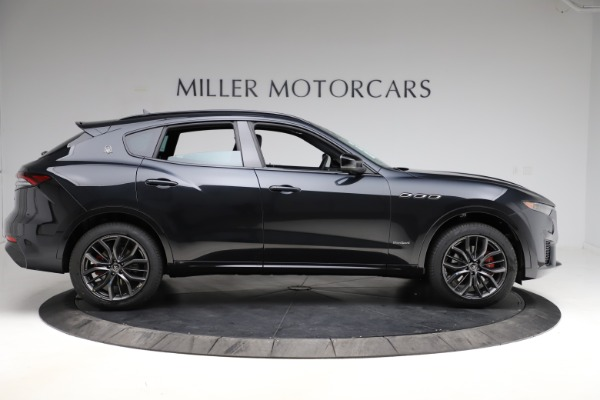 New 2021 Maserati Levante Q4 GranSport for sale Call for price at Pagani of Greenwich in Greenwich CT 06830 9
