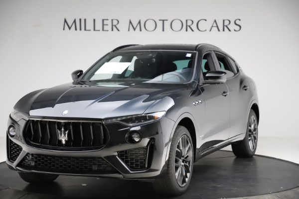 New 2021 Maserati Levante Q4 GranSport for sale Call for price at Pagani of Greenwich in Greenwich CT 06830 1