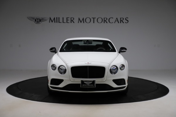 Used 2017 Bentley Continental GT V8 S for sale Call for price at Pagani of Greenwich in Greenwich CT 06830 12