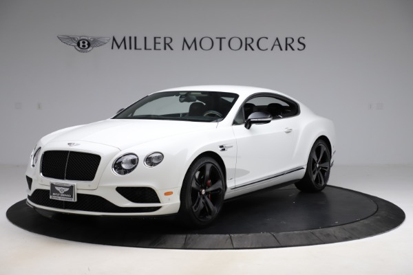 Used 2017 Bentley Continental GT V8 S for sale Call for price at Pagani of Greenwich in Greenwich CT 06830 2