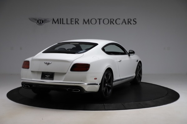 Used 2017 Bentley Continental GT V8 S for sale Call for price at Pagani of Greenwich in Greenwich CT 06830 7