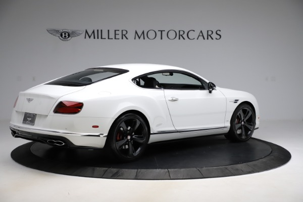 Used 2017 Bentley Continental GT V8 S for sale Call for price at Pagani of Greenwich in Greenwich CT 06830 8