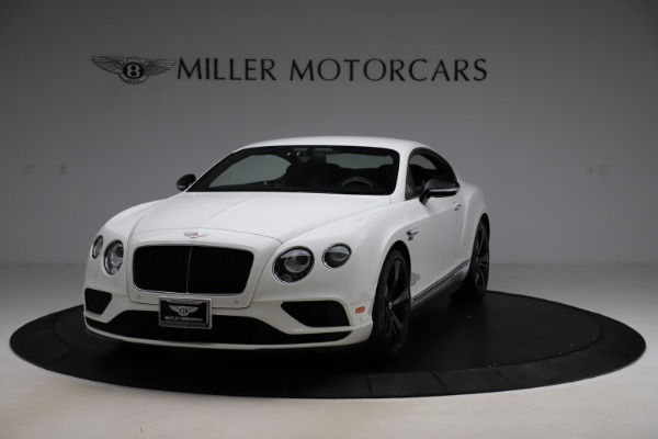 Used 2017 Bentley Continental GT V8 S for sale Call for price at Pagani of Greenwich in Greenwich CT 06830 1
