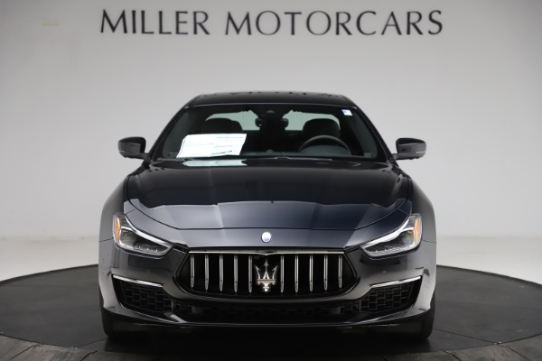 New 2021 Maserati Ghibli S Q4 GranLusso for sale Sold at Pagani of Greenwich in Greenwich CT 06830 12