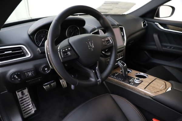 New 2021 Maserati Ghibli S Q4 GranLusso for sale Sold at Pagani of Greenwich in Greenwich CT 06830 16