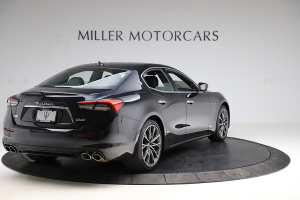 New 2021 Maserati Ghibli S Q4 GranLusso for sale Sold at Pagani of Greenwich in Greenwich CT 06830 7