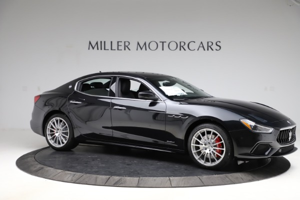 New 2021 Maserati Ghibli S Q4 GranSport for sale $98,035 at Pagani of Greenwich in Greenwich CT 06830 10