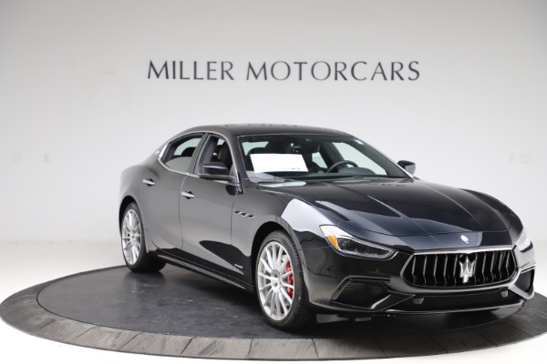 New 2021 Maserati Ghibli S Q4 GranSport for sale $98,035 at Pagani of Greenwich in Greenwich CT 06830 11