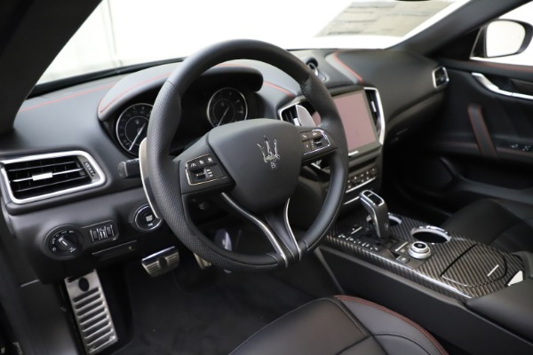 New 2021 Maserati Ghibli S Q4 GranSport for sale $98,035 at Pagani of Greenwich in Greenwich CT 06830 16