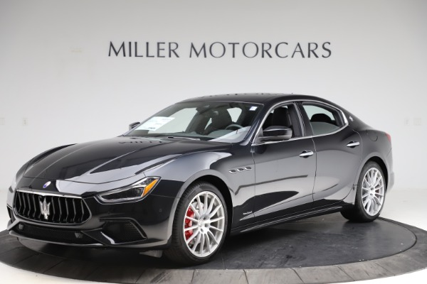 New 2021 Maserati Ghibli S Q4 GranSport for sale $98,035 at Pagani of Greenwich in Greenwich CT 06830 2