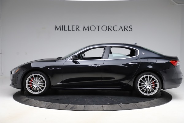 New 2021 Maserati Ghibli S Q4 GranSport for sale $98,035 at Pagani of Greenwich in Greenwich CT 06830 3