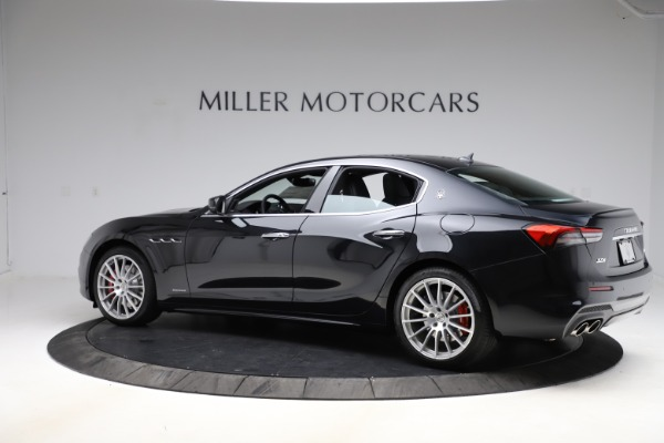 New 2021 Maserati Ghibli S Q4 GranSport for sale $98,035 at Pagani of Greenwich in Greenwich CT 06830 4